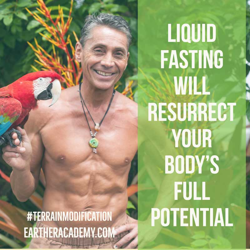 Liquid Fasting Will Resurrect Your Body's Full Potential